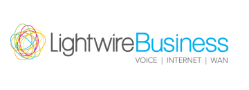 lightwire business logo